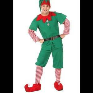 Elf Costume 3X Christmas